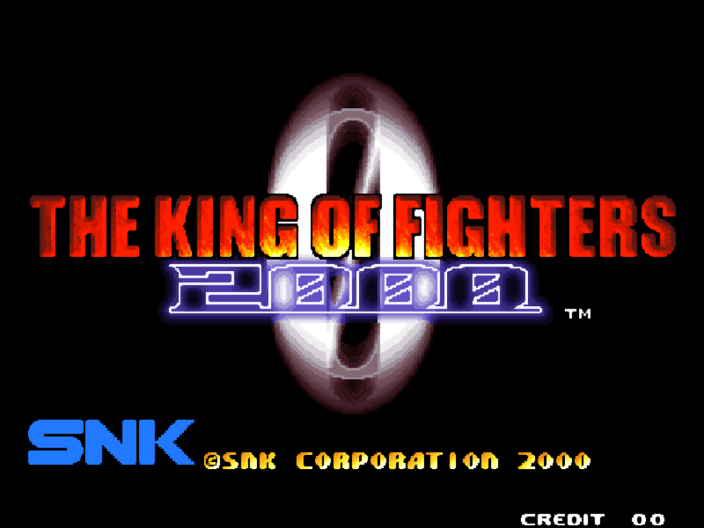 The King Of Fighters 2000 Retrogamer Cloud